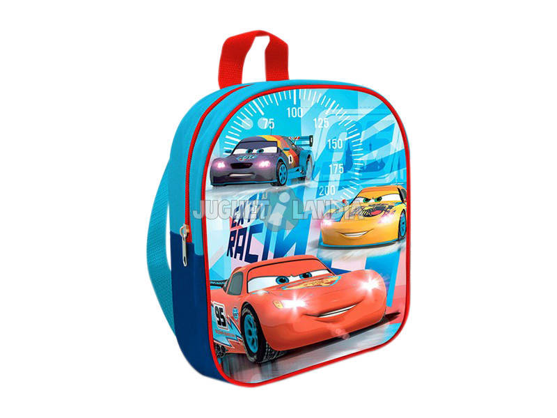 Mochila Back Pack 24 cm. Cars
