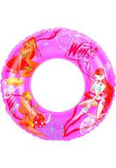 Bouée Gonflable de 56 cm Winx