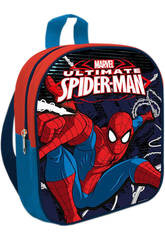 Mochila Back Pack 24 cm. Spiderman