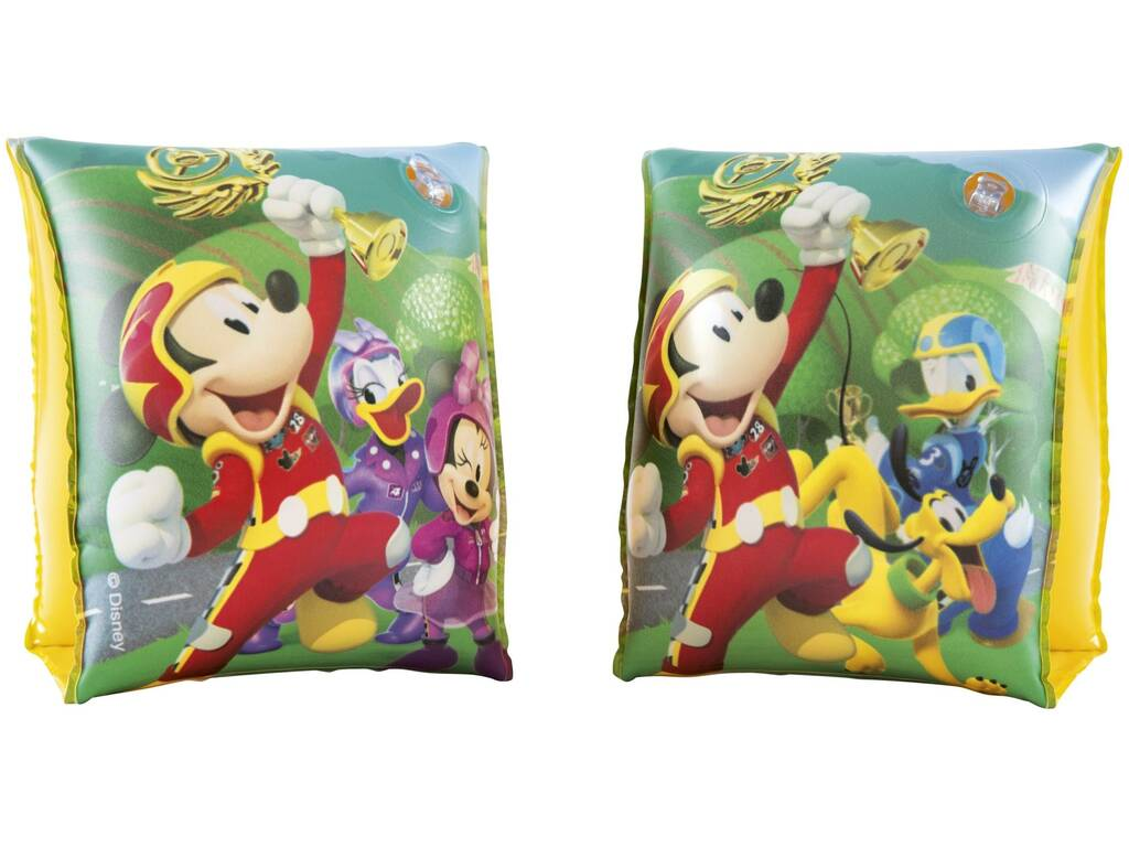 Manguitos Mickey Mouse Y Los Superpilotos 23x15cm Bestway 91002