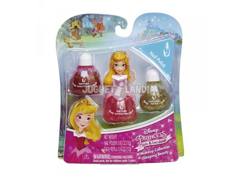 Set De Belleza Little Kingdom Princesas Disney