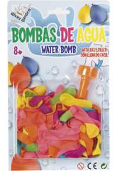 Wasserballons 150 Stück mit Fülladapter