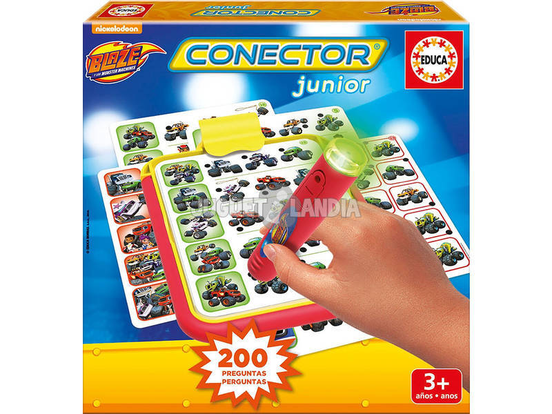 Conector Junior Blaze Educa 16994