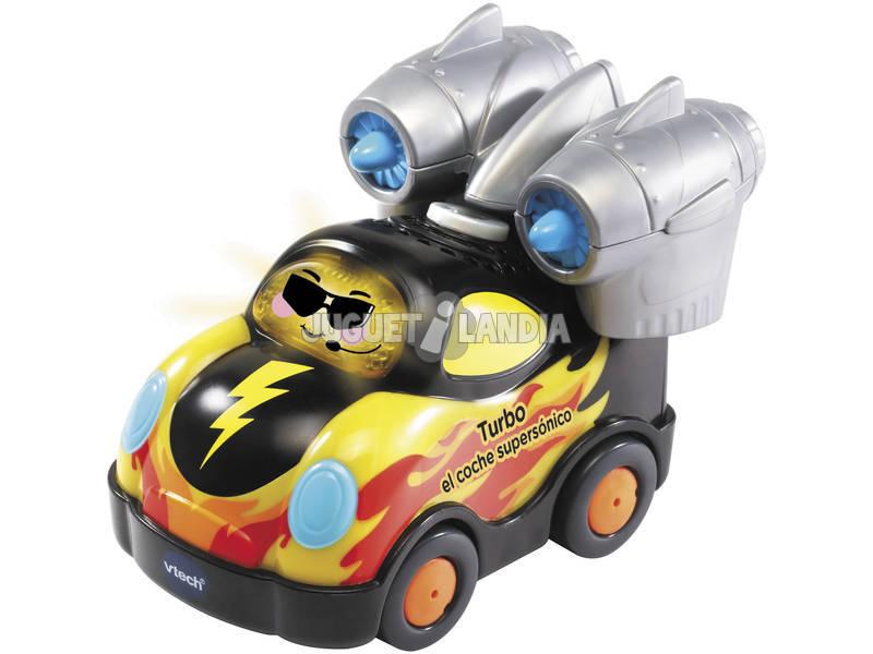 Tut Tut Bolidos Turbo El Coche Supersonico Vtech 143867