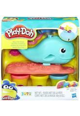 Play-Doh Balena di Sorprese Hasbro E0100