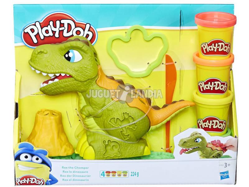 Play-Doh Rex El Dinosaurio HASBRO E1952