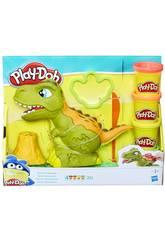Play-Doh Rex Il Dinosauro HASBRO E1952