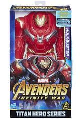 Avengers Hulkbuster Titan 30 cm. Hero Series Hasbro E1798