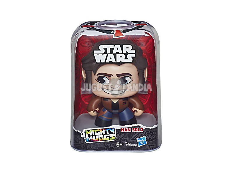 Star Wars Muggy poderoso Hasbro E2109
