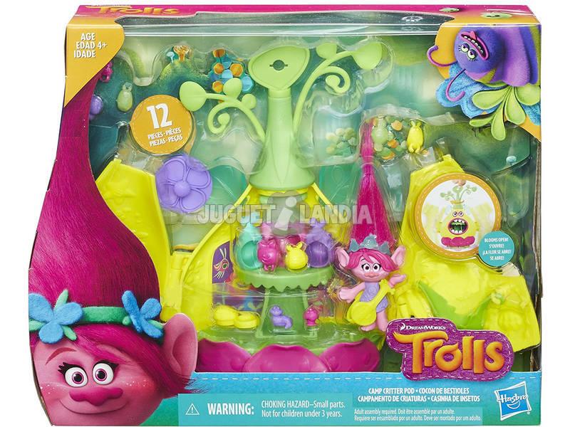 Trolls Campamento de Bichitos Hasbro E0335