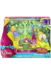 Trolls Acampamento de Bugs Hasbro E0335