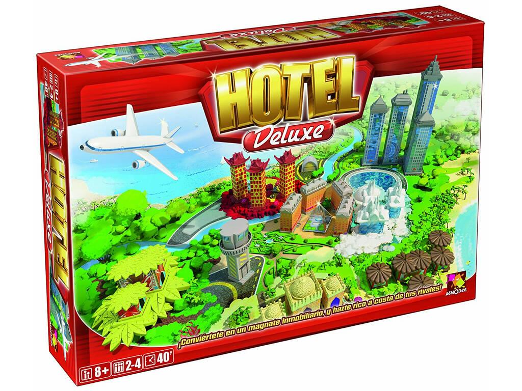 Hotel Deluxe Asmodee HOT01ES