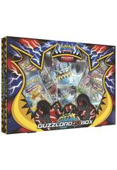 Pokémon Juego de Cartas Caja Guzzlord GX Asmodee 35892