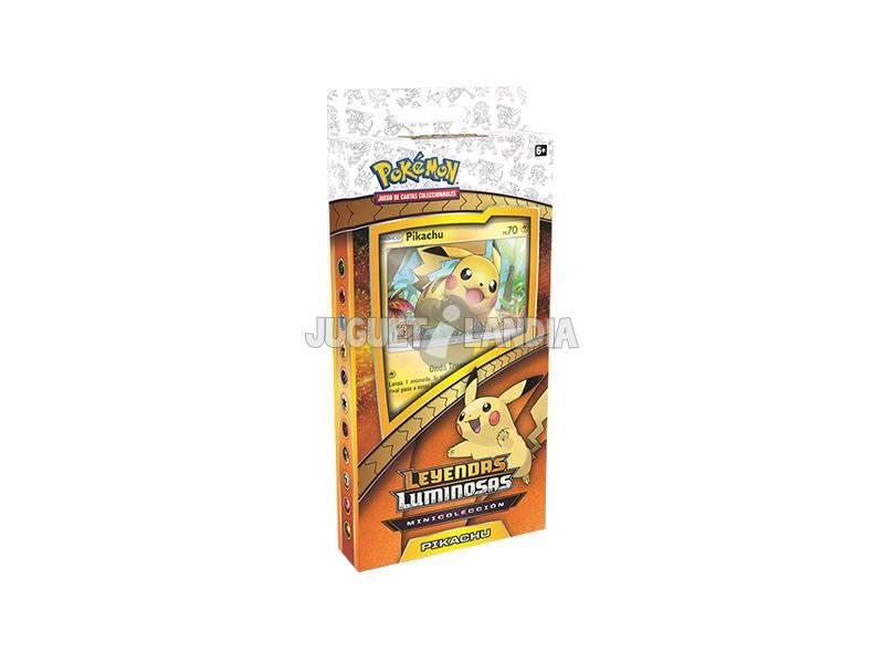 Pokémon Jogo de Cartas Colecionáveis Lendas Luminosas Pikachu Asmodee 35874
