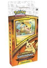 imagen Pokémon Juego de Cartas Coleccionables Leyendas Luminosas Pikachu Asmodee 35874
