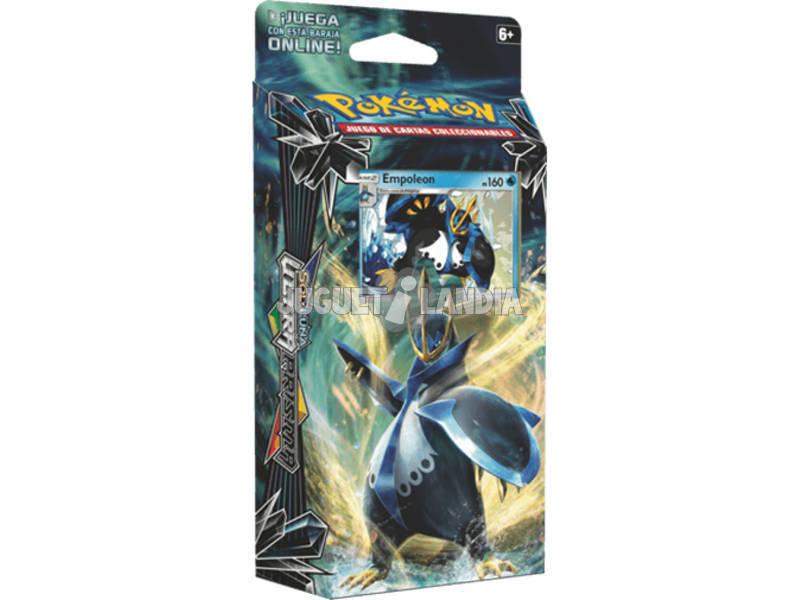 Pokémon Gioco di Carte Collezionabili Sole e Luna Ultraprisma Mazzo 60 Carte