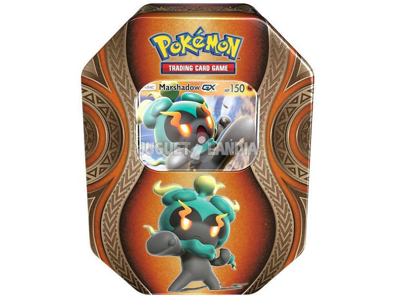 Jogo de cartas Pokemon Asmodee Metal Box 35847