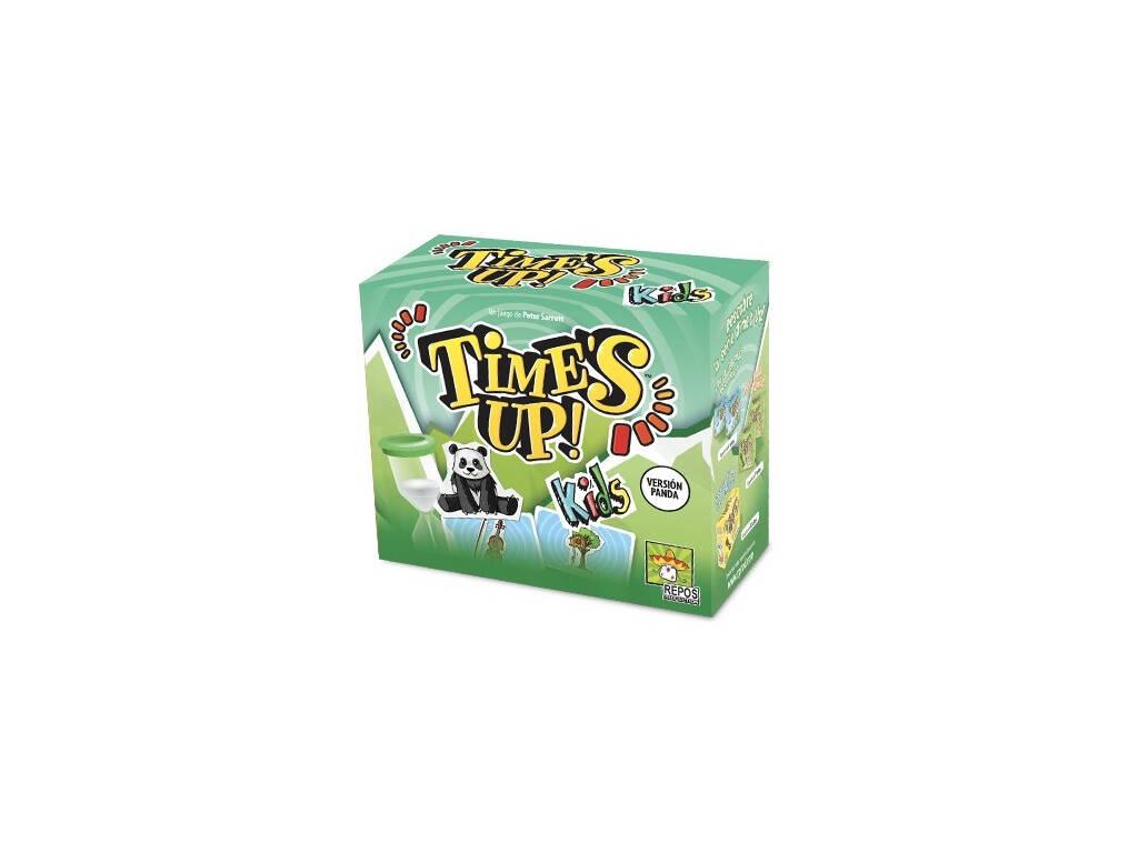 Time´s Up Kids Versão Panda Asmodee TUK2-SP01