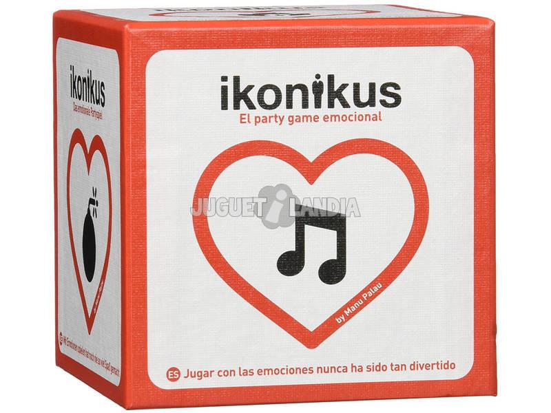 Ikonikus 4ª Edição Asmodee IKON004
