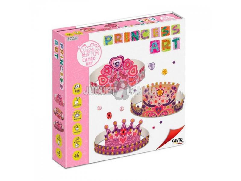 Juego Manualidades Princess Art Cayro 810