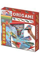 imagen Juego Manualidades Origami Aviones Cayro 823