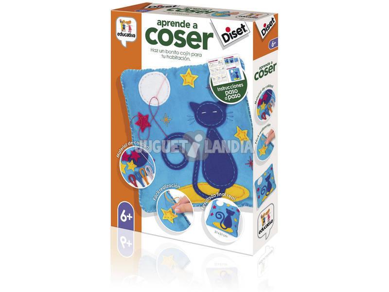Aprende a Coser Diset 63779