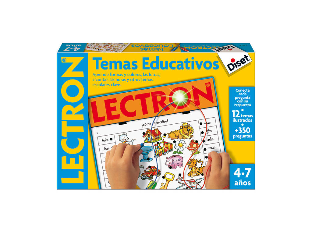 Lectron Temas Educativos Diset 63819