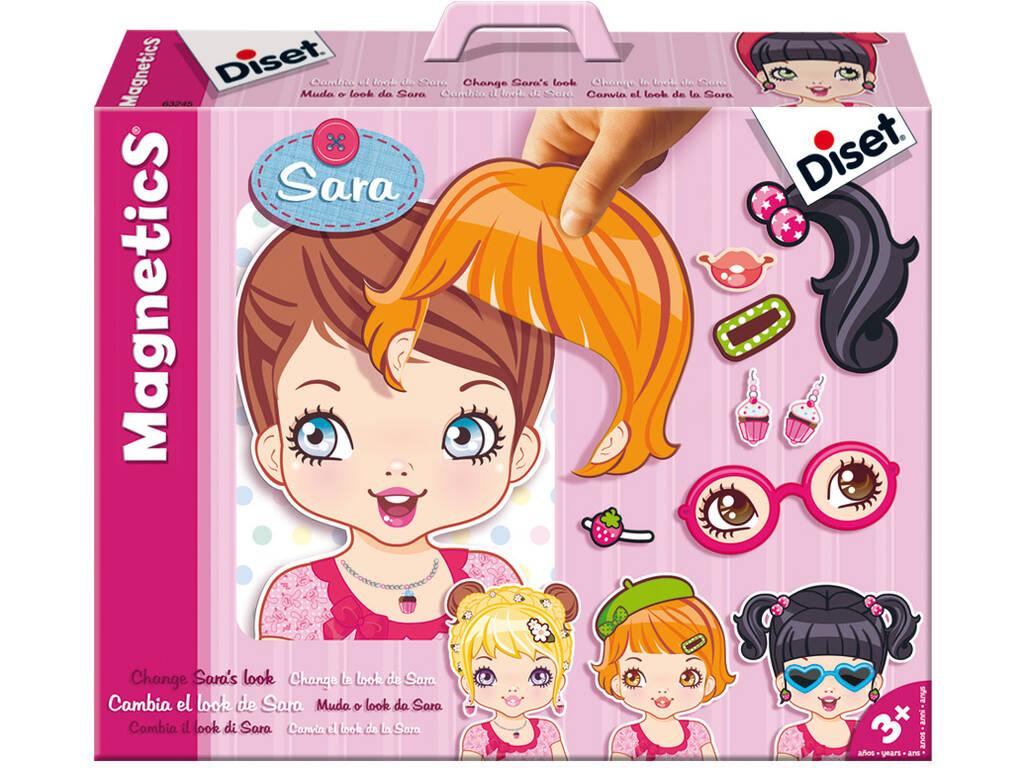 Magnetics Cambia El Look De Sara Diset 63245