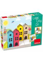 Logic City in Legno Goula 50200