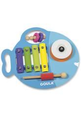 Glupi Musical 3 En 1 Goula 53143