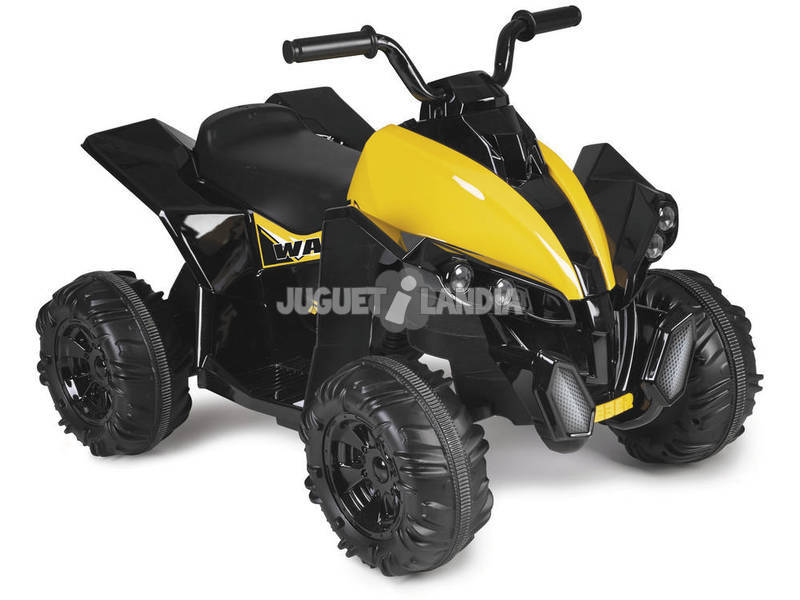 Quad Batería Wagon 12 v. Famosa 800011240