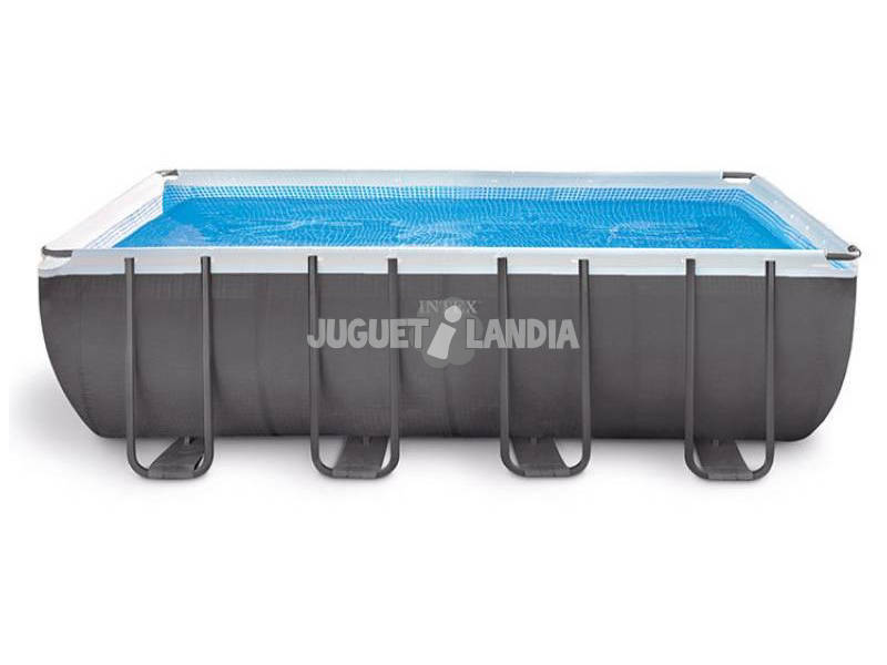 Piscina desmontable 549x274x132 cm intex 26352 juguetilandia for Intex piscine catalogo