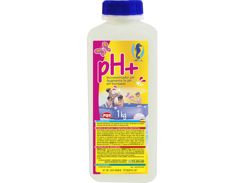 Elevador de PH Granulado HIP 1 Litro PQS 161001