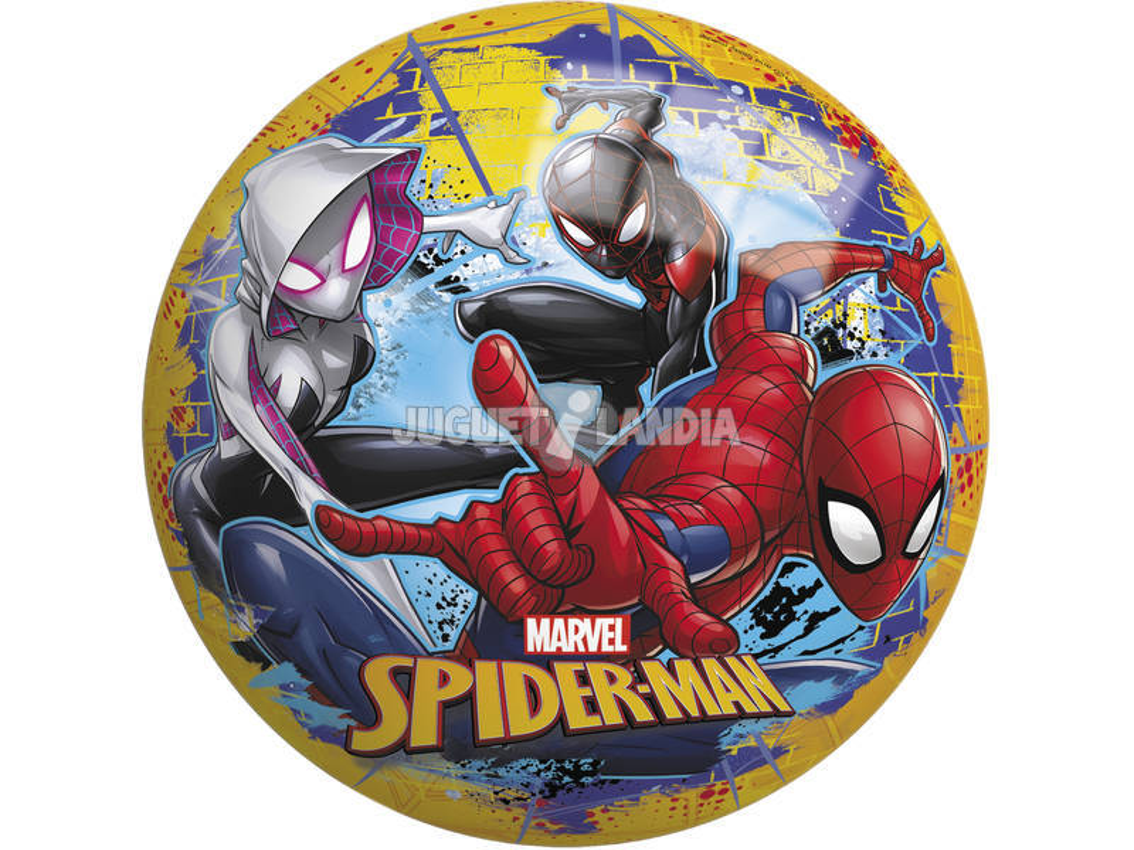 Spiderman Balón 23 cm. Simba 50307