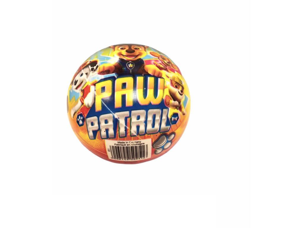Patrulla Canina Mini Balón 14 cm. Simba 50951