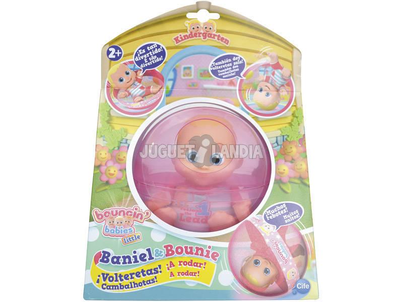 Bouncin' Babies Baniell Roll & Go Capriole e Giri