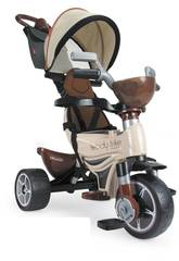 Tricycle Evolutif Body Max Chocolat Injusa 3256
