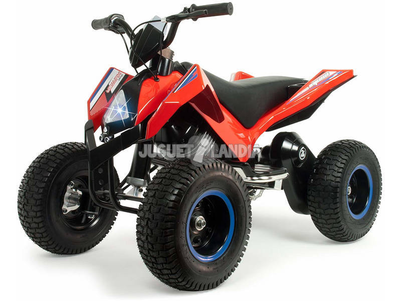 X-Treme Quad Hunter 24 v. Injusa 6024