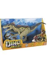 Dino Valley Dinosaure avec Lumières et Sons