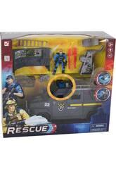 imagen Camión Rescue con Figura y Accesorios