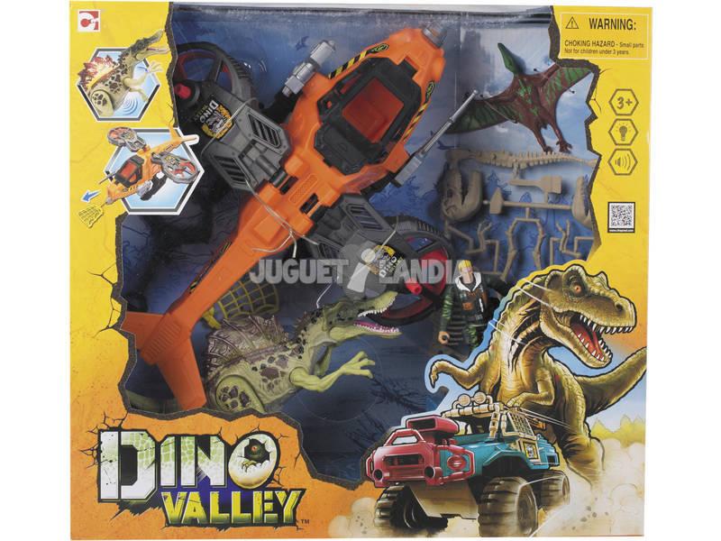 Dino Valley Playset Esplorazione Area