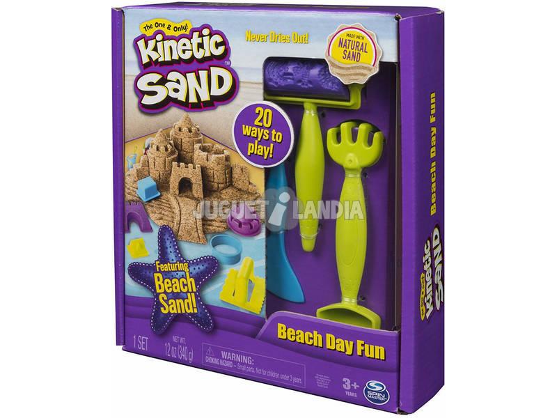 Kinetic Sand Dia de Praia Bizak 6192 1455