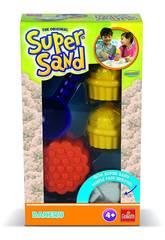 Super Sand Stampi Pasticcini e Sabbia Goliath 83243