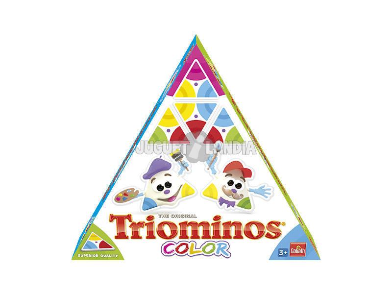 Triominos Cor Goliath 60613