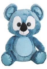 Peluche Koala 40 cm. 3 Col. Llopis 12448