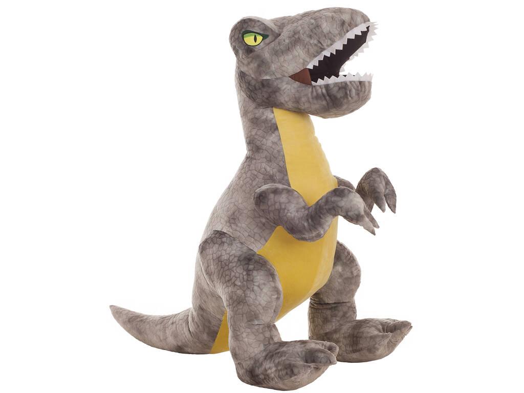 Pelúcia de Dinossauro Thor 40 cm. Criações Llopis 46645