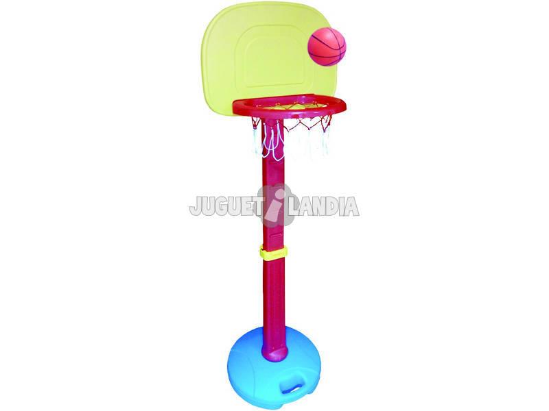 Canasta Basket Regulable en Altura con Balón e Hinchador