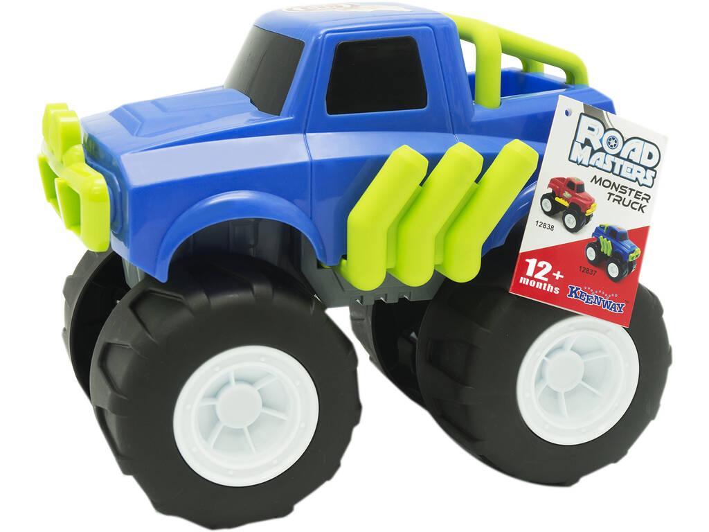 Monster Truck Blu di 23 cm.