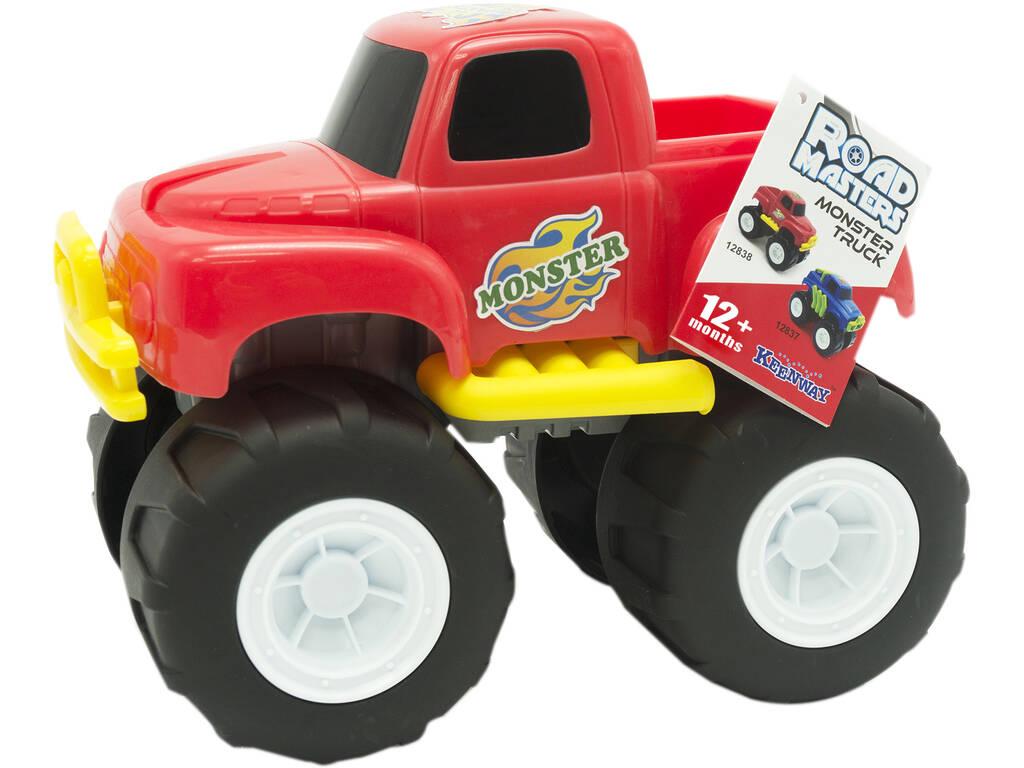 Monster Truck Rojo 23 cm.