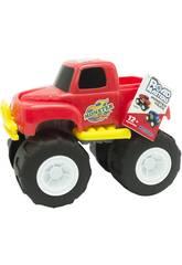 imagen Monster Truck Rojo 23 cm.